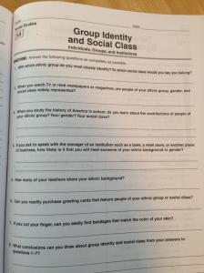 Example of a Common Core worksheet - coming soon to your child's school?